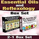 Essential Oils and Reflexology Set Audiobook by Michele Gilbert Narrated by Adam Zens