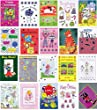 Bumper Kids Mixed Pack of 20 Children\'s Birthday & Greeting Cards