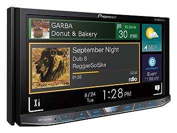 Pioneer AVH-X8700BT Vidéo Embarquée Fixe, 16:9 Bluetooth
