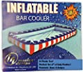 Red, White and Blue Inflatable Bar Cooler by Sol Summer Shade