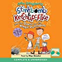 Stinkbomb & Ketchup-Face and the Quest for the Magic Porcupine Audiobook by John Dougherty Narrated by Max Dowler