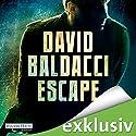 Escape (       ungekürzt) von David Baldacci Gesprochen von: Dietmar Wunder