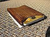 Minimalist Wood Wallet