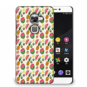 Snoogg Fruit healthy pattern Designer Protective Back Case Cover For Samsung Galaxy J1
