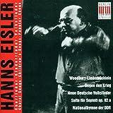 Eisler: Woodburry-Liederbuchlein / 5 Kinderlieder / Septet No. 1 / 9 Deutsche Volkslieder / 9 Kanons