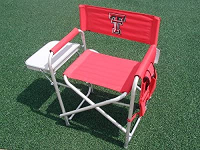 Rivalry Distributing Texas Tech Red Raiders NCAA Ultimate Directors Chair