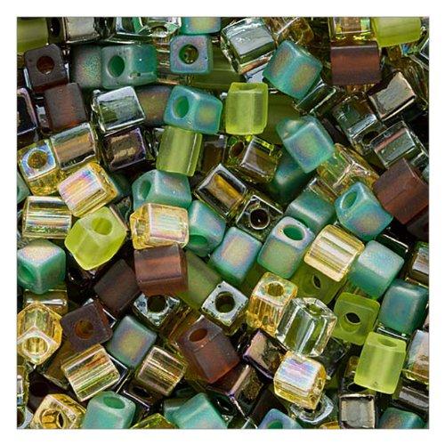 beadaholique-miyuki-10gm-glass-cube-bead-mix-4mm-earthtones