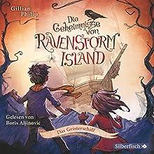 Das Geisterschiff (Die Geheimnisse von Ravenstorm Island 2) Hörbuch von Gillian Philip Gesprochen von: Boris Aljinovic