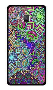 Samsung Galaxy A7 Printed Back Cover