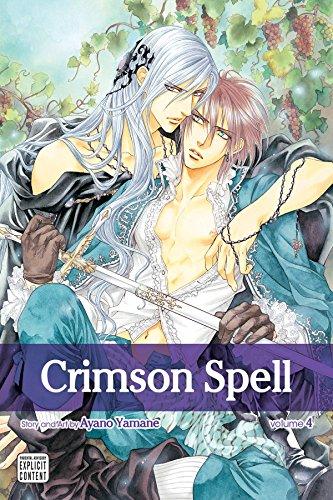 Crimson Spell, Vol. 4 [Yamane, Ayano] (Tapa Blanda)