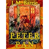 The Illustrated Peter Pan [Illustrated] (Wonderland Imprints Master Editions Book 6) ~ J.M. Barrie