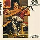 Johann Sebastian Bach, Lute Music