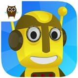 Secret Robot Lab - Build Your Own Robot (Kids Game)