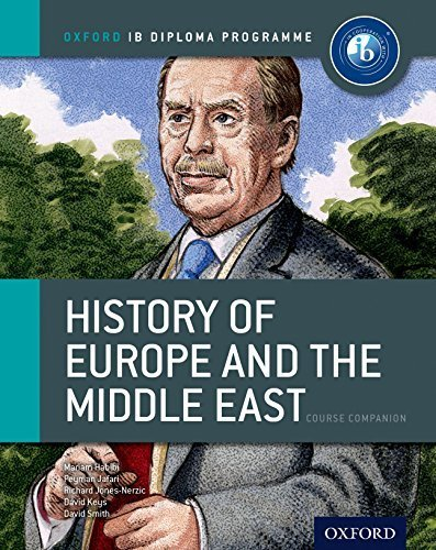 IB History of Europe & the Middle East: Course Book: Oxford IB Diploma Program Paperback October 25, 2012From oxford university press; 1