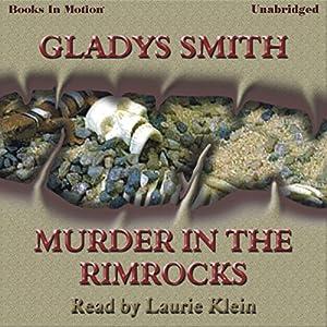 Murder in the Rimrocks Audiobook