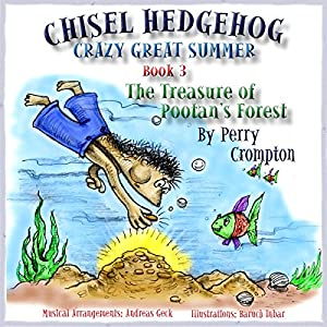 Chisel Hedgehog, Book 3 Audiobook