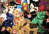 Ty Original Beanie Babies - Assortment of 5