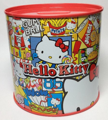 Hello Kitty Saving Box [Large-size , Pop]
