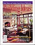 Building Ideas - Winter 1997 (Better Homes and Gardens Special Interest Publications)