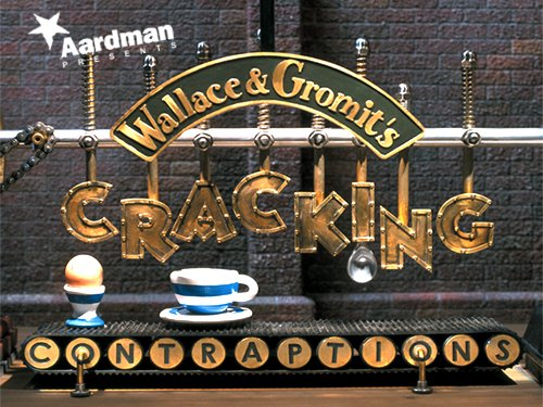 Wallace and Gromit's Cracking Contraptions - Season 1
