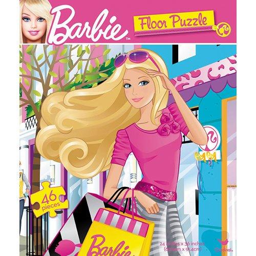 Barbie Floor Puzzle