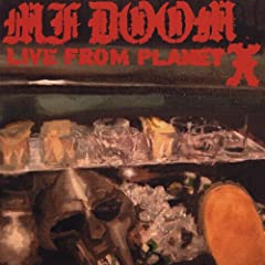 Live From Planet X