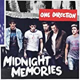 Midnight Memories by One Direction (2013) Audio CD