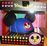 DISNEY MICKEY MOUSE BLUE MousekeEars Mini Ear Hat Collection Disney Parks EXCLUSIVE