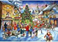 2011 Xmas Edition No.6 500 Piece Jigsaw Puzzle CHRISTMAS SHOPPING
