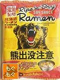 熊出没注意 ラーメン 醤油味 1食