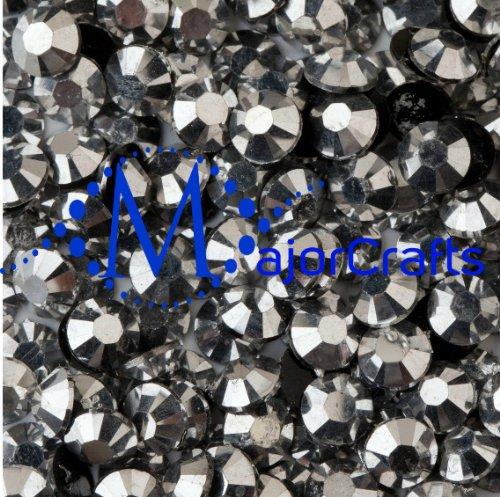 majorcrafts-1500pcs-4mm-ss16-metallic-silver-flat-back-14-facets-cut-resin-rhinestones-strass-beads