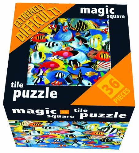 Magic Square '36' Tropical Fish - 1