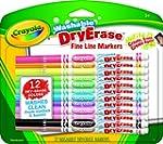 Crayola Fine Line Washable Dry Erase...