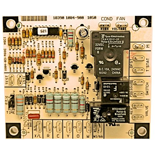 DEFROST CONTROL BOARD ONETRIP PARTS® DIRECT REPLACEMENT FOR YORK COLEMAN EVCON LUXAIRE S1-03101954000