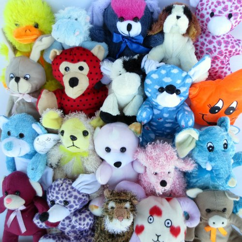 Discount Plush Bargain Small (7