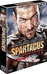 スパルタカス ブルーレイBOX [Blu-ray]