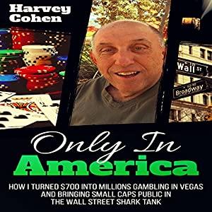 Only in America Audiobook