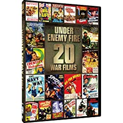 Under Enemy Fire - 20 War Films
