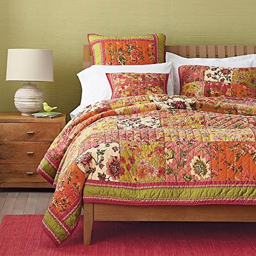 Dada Bedding Reversible Real Patchwork Cotton