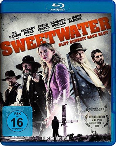 Sweetwater - Blut schreit nach Blut [Blu-ray]