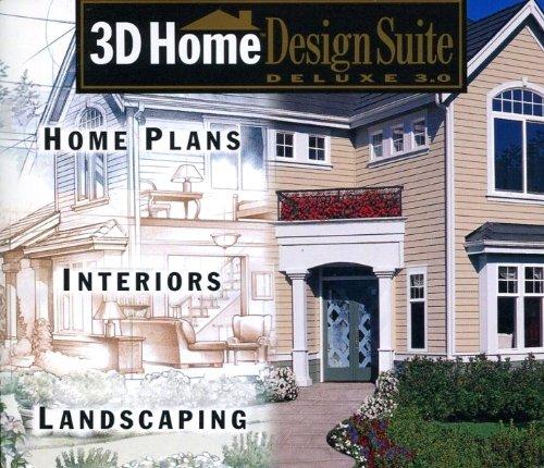 3d Home Design Suite Deluxe 3 0 Software Computer Software Multimedia Software Interior Software