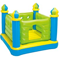 Intex Jr. Jump-O-Lene Castle Inflatable Bouncer for 3-to-6 Ages