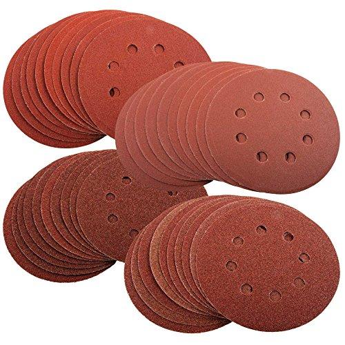 40-x-mixed-grit-sanding-discs-for-bosch-pex-220-300-random-orbital-sander-125mm