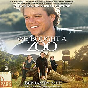 We Bought a Zoo Audiobook