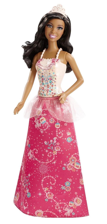 Barbie Princess Fashion Mix & Match African American Black Doll BCP19 online bestellen