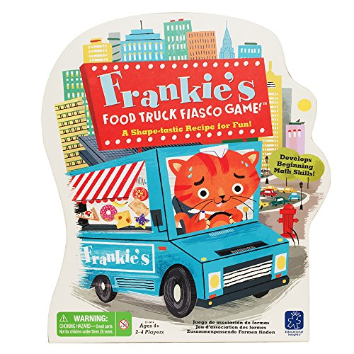 Educational-Insights-Frankies-Food-Truck-Fiasco-Game