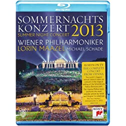 Summer Night Concert 2013 [Blu-ray]
