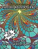 img - for Paisley Adventure 2: A Kaleidoscopia Coloring Book (Volume 2) book / textbook / text book