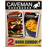 Your Favorite Foods - Paleo Style Part 1 and Paleo Kids Recipes: 2 Book Combo (Caveman Cookbooks)