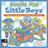 echange, troc Various Artists - Songs for Little Boys